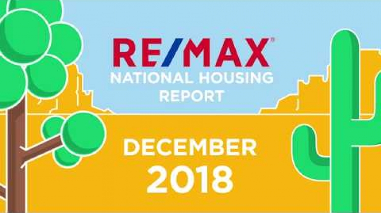 RE/MAX December National Housing Report 2018