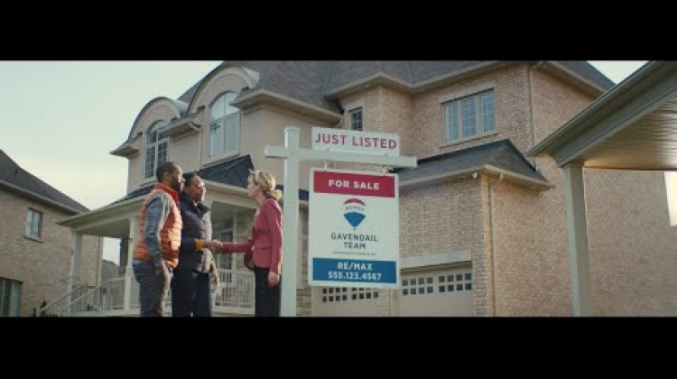 RE/MAX TV Commercial (:06) - Smart Sign
